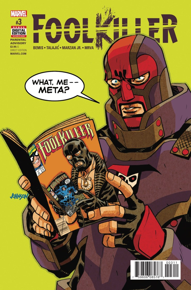 Foolkiller #3 Review