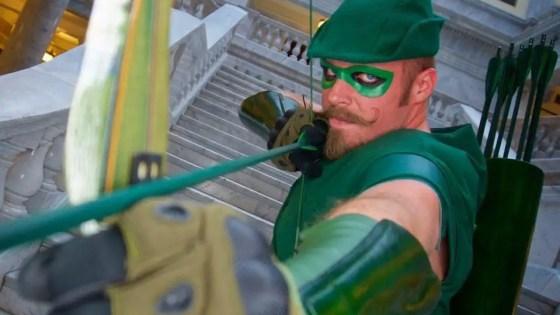Green Arrow Cosplay by SLC Green Arrow