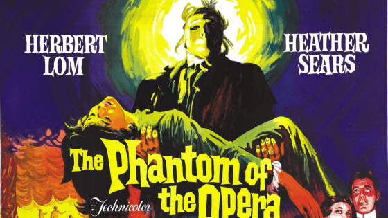 The Phantom of the Opera (1962) Review