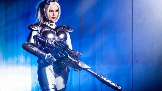 Heroes of the Storm: Nova Cosplay by Calypsen