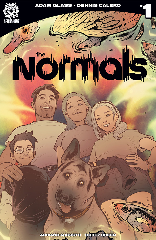 NORMALS_1_variant cover