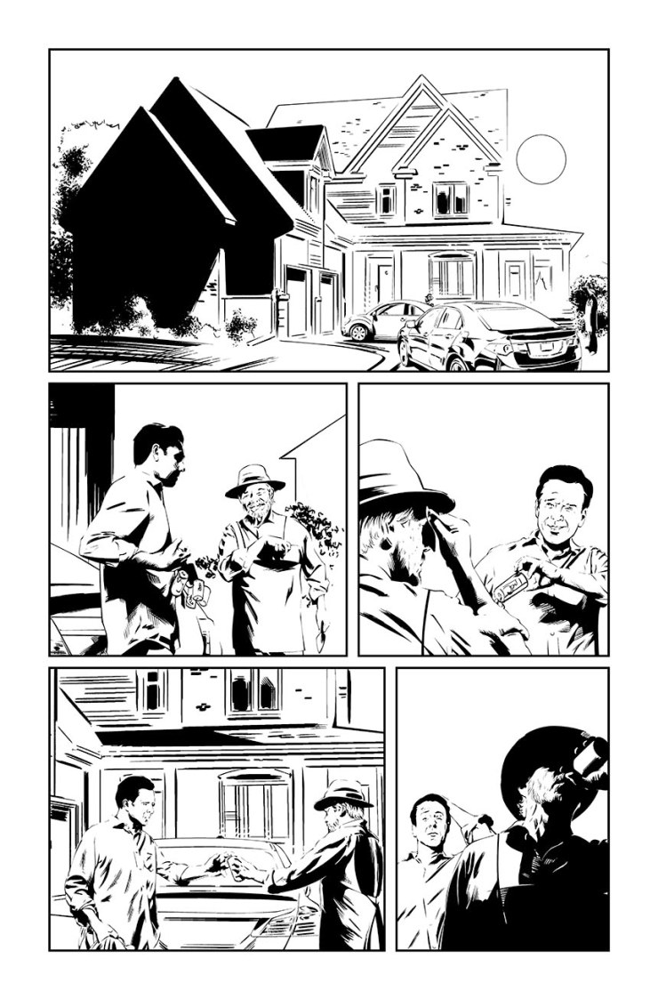 Normals Issue 01 Page 03 Inks