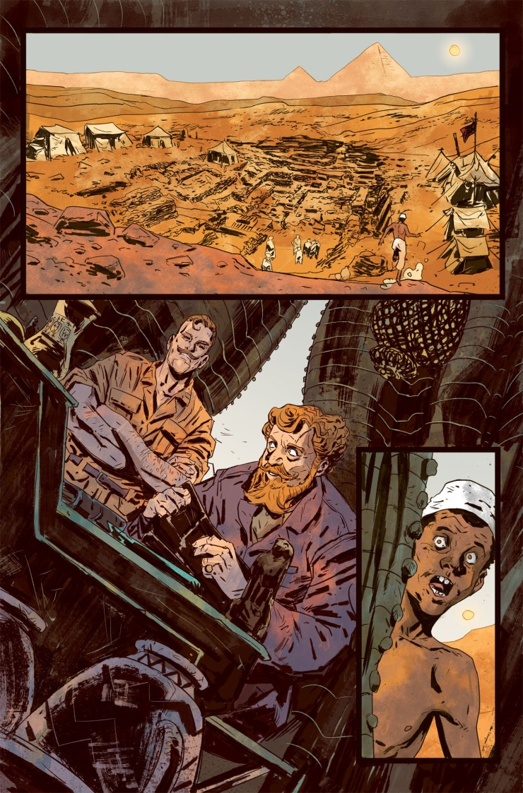 Penny Dreadful Issue 1 Page 2