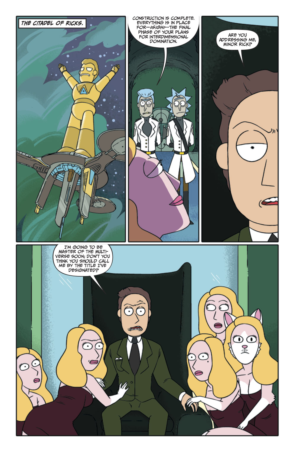 Rick and Morty #23 Review