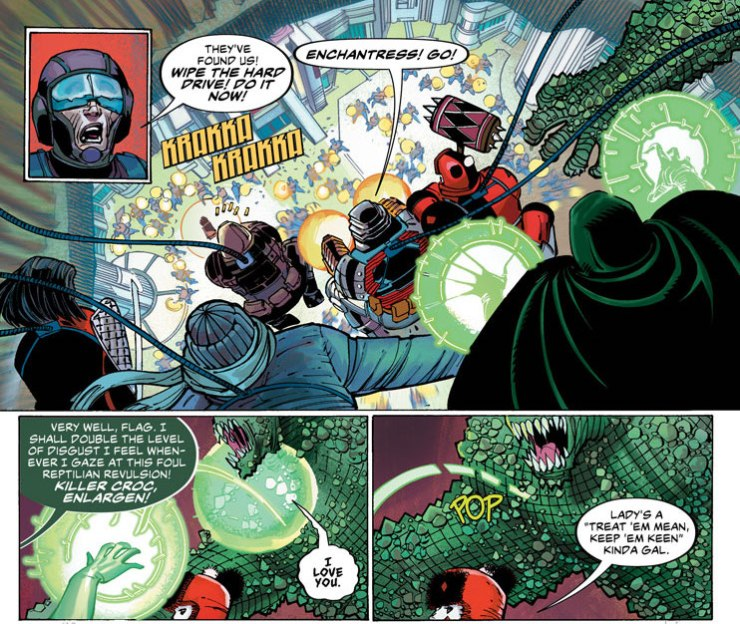 Suicide Squad #11 Review