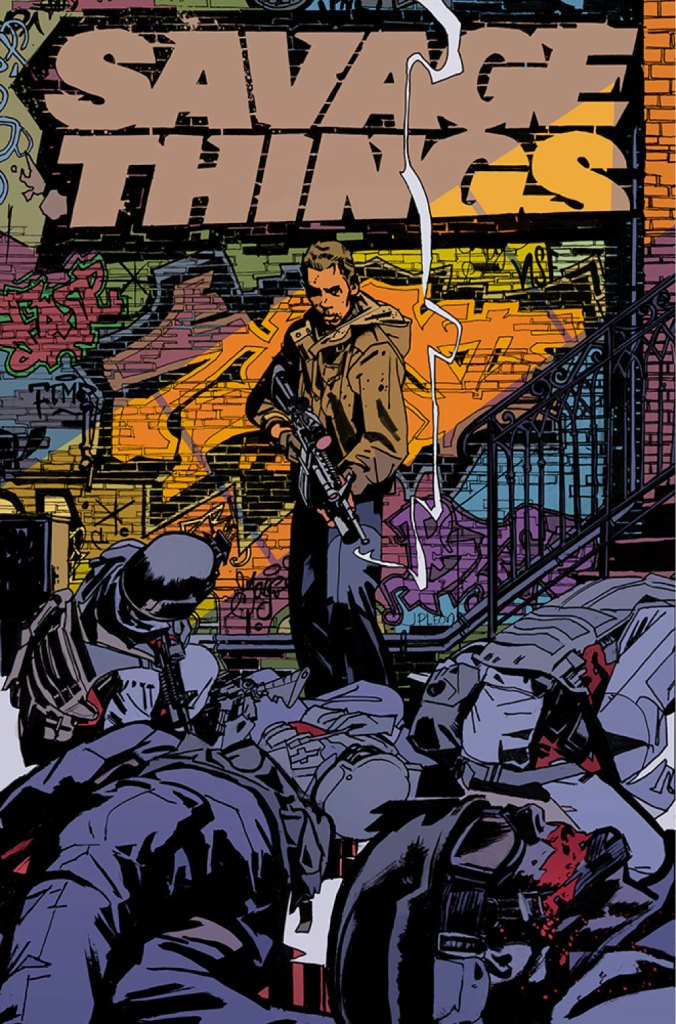 Savage-Things-#1-cover
