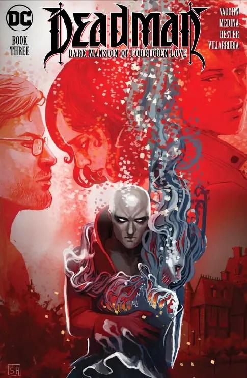 Deadman: Dark Mansion of Forbidden Love Book 3 Review