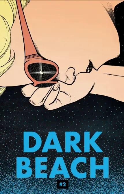 Dark Beach #2 Review