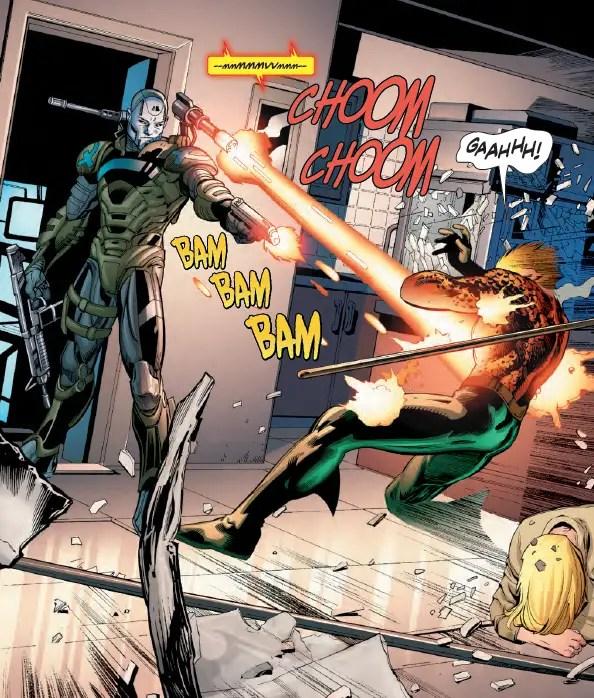 Aquaman #17 Review