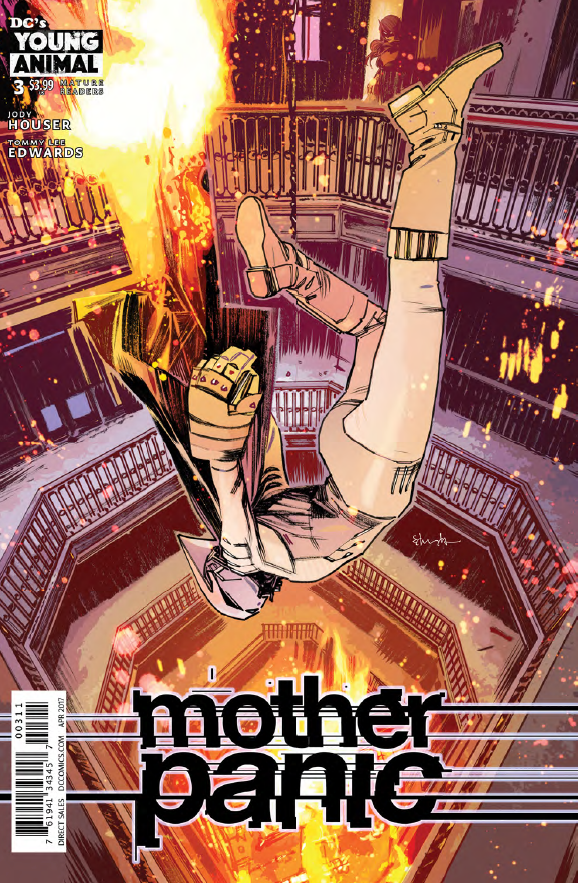 Mother Panic #3 Review