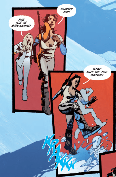 Frostbite #6 Review