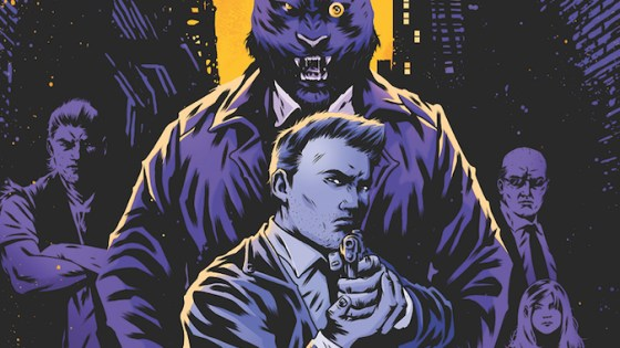 In April, Action Lab will be publishing a series called Spencer &Locke that has a premise Calvin and Hobbes fans will find quite familiar. We spoke to the writer David Pepose about the series, his opinion on comic book criticism after writing reviews for over 8 years and the comic creation process.