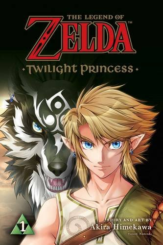 Twilight Princess Vol. 1 Cover