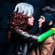 X-Men: Gambit and Rogue Cosplay by Sunji and Frosel