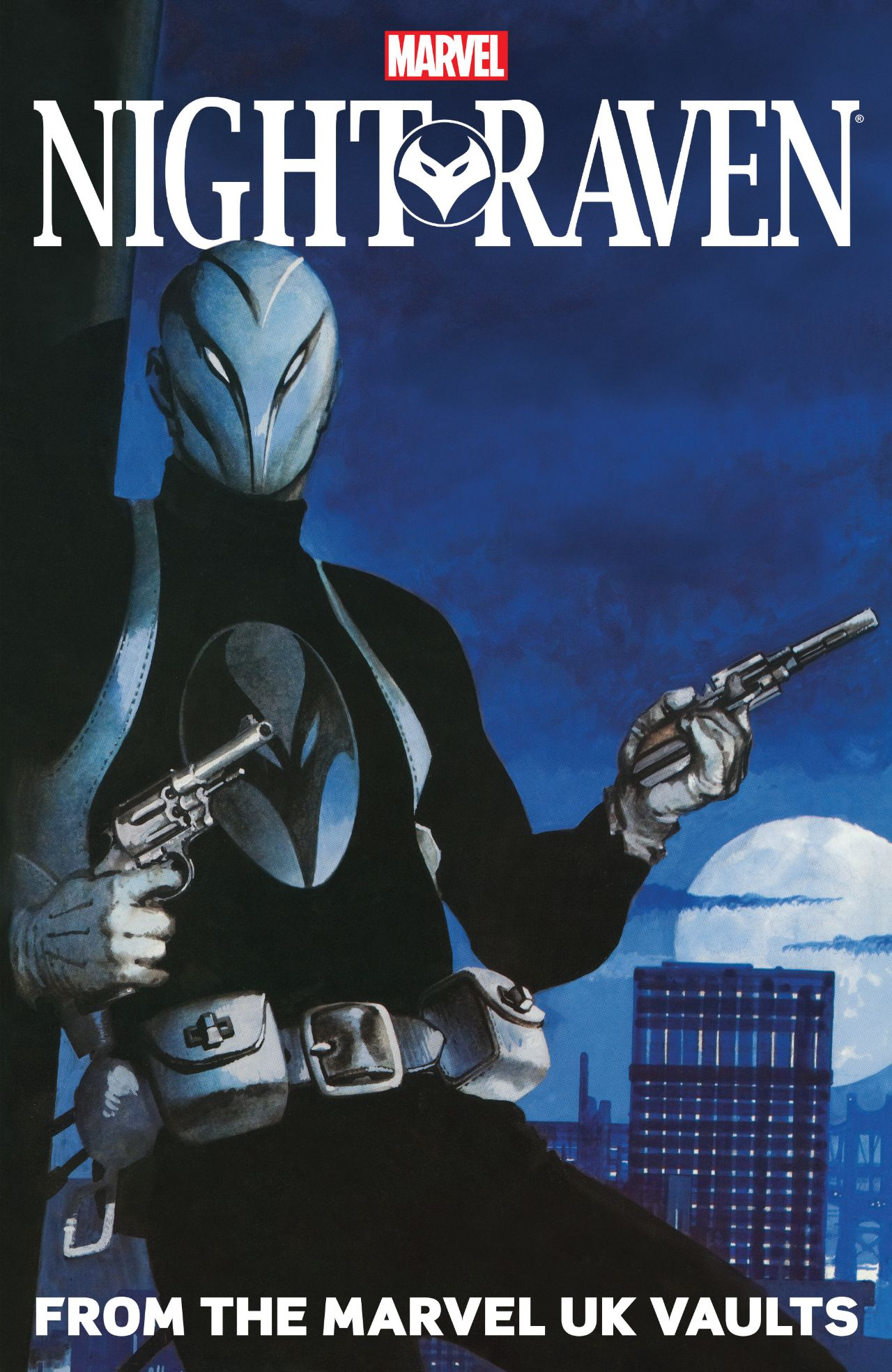 Night Raven: From the Marvel UK Vaults Review