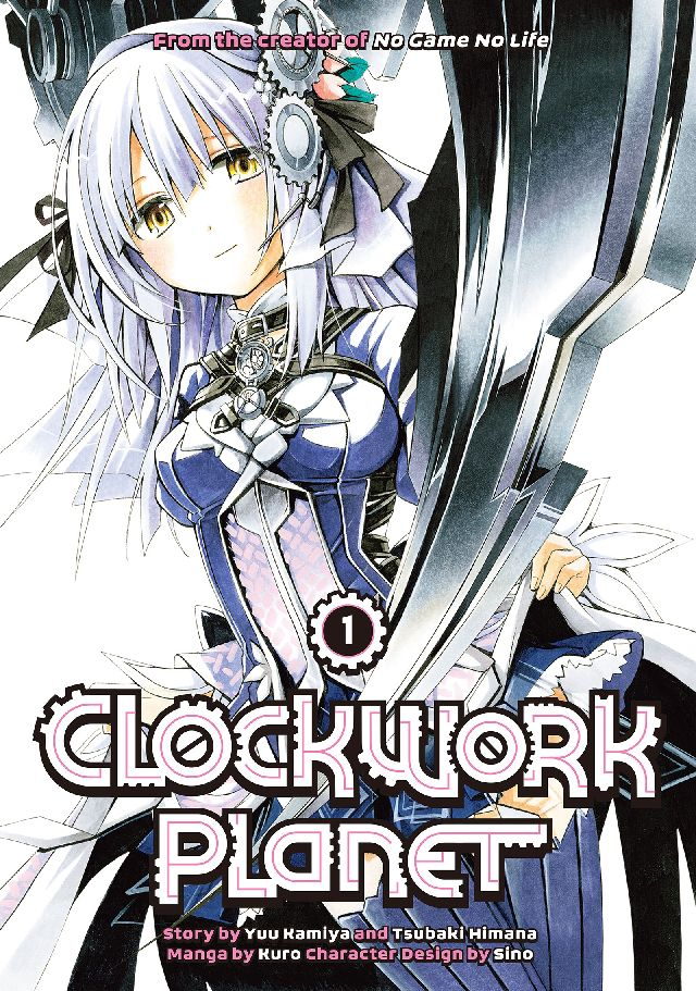 Clockwork Planet Vol. 1 Review
