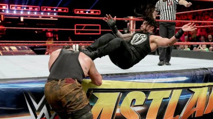 Sunday Night Raw: WWE Fastlane proves a pothole on the road to WrestleMania