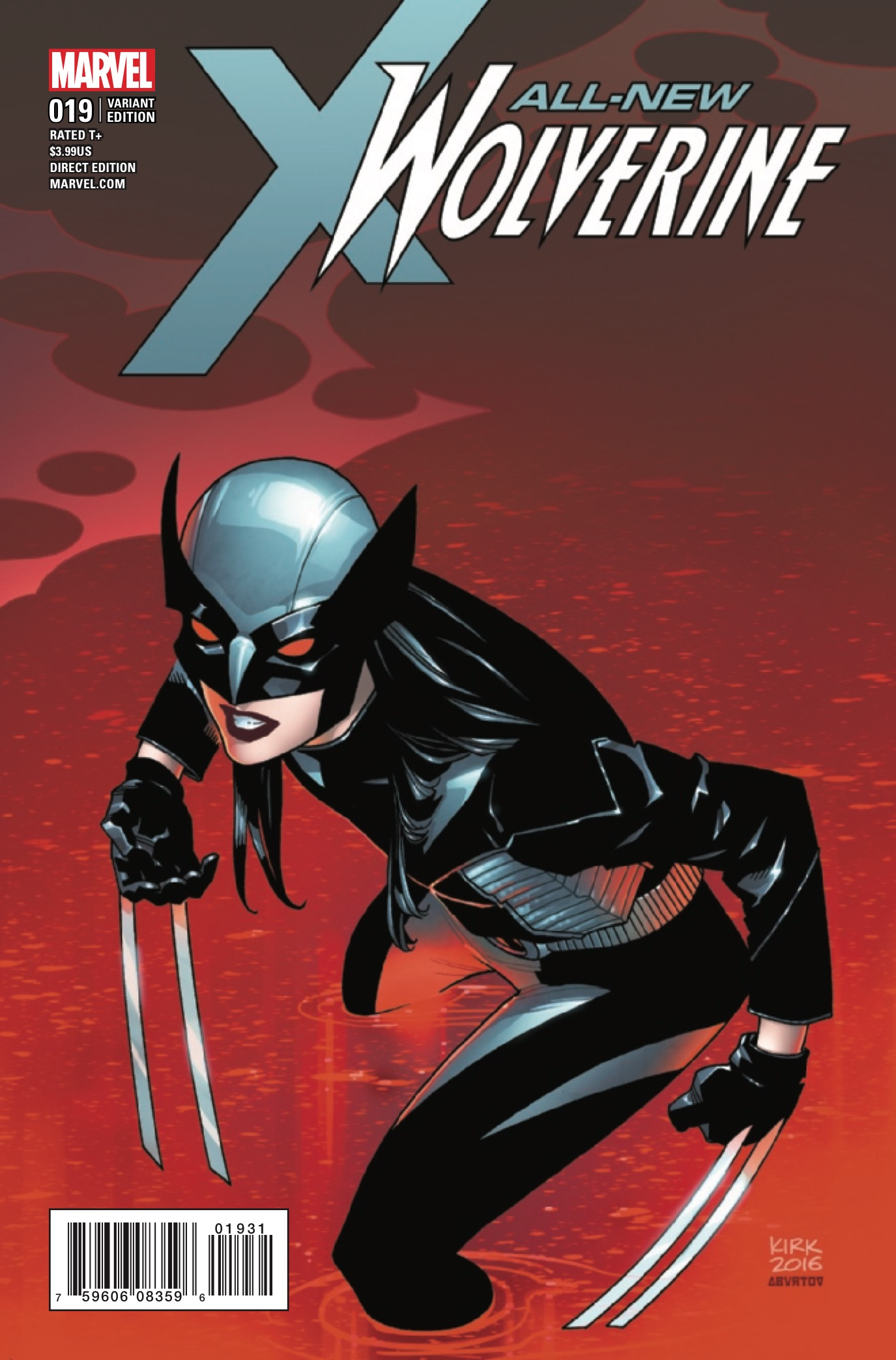 All-New Wolverine #19 Review