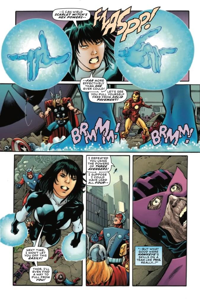 Marvel Preview: Avengers #5.1