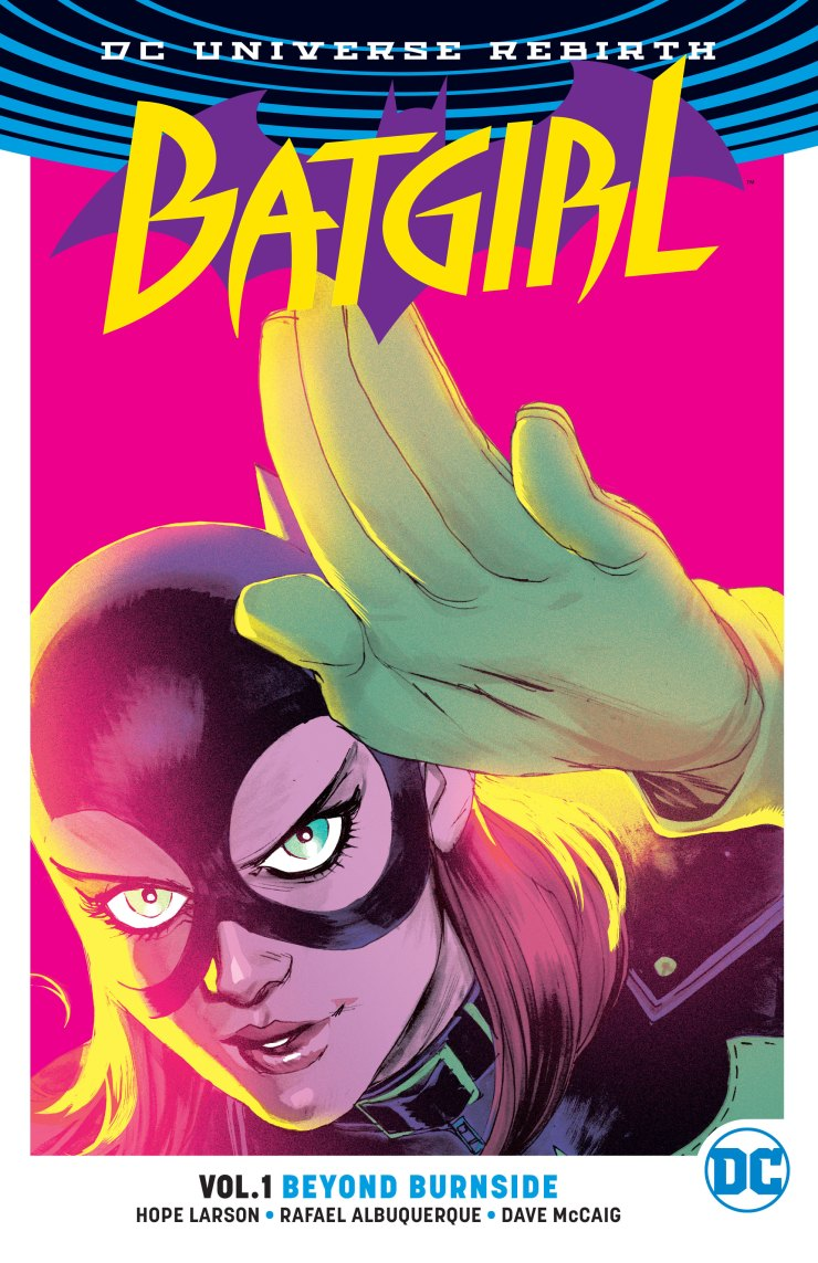Batgirl Vol. 1: Beyond Burnside Review
