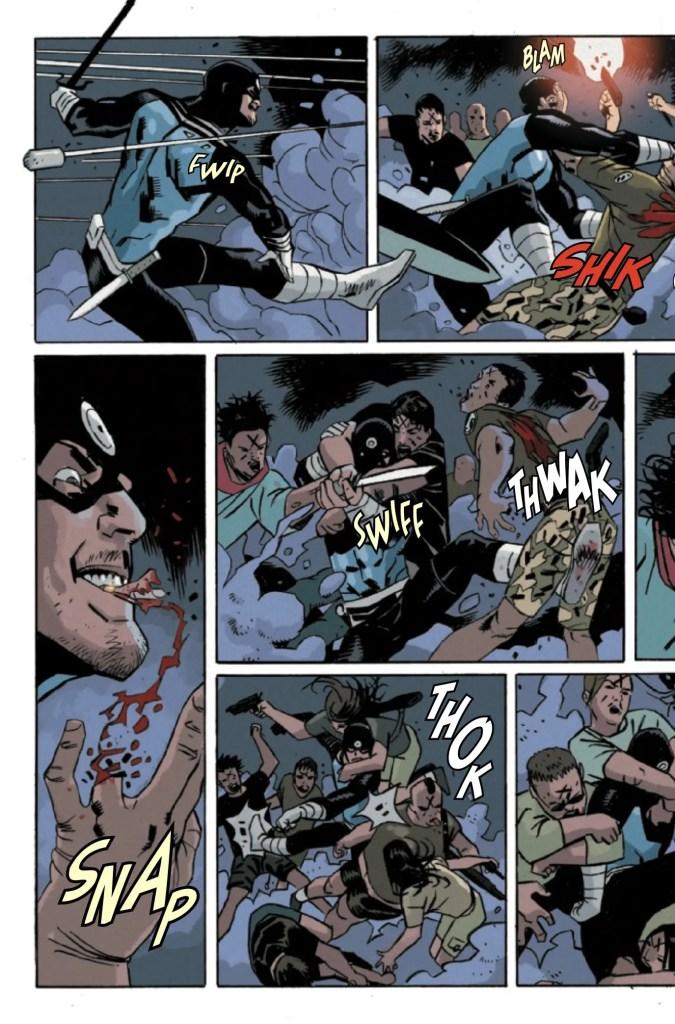 Marvel Preview: Bullseye #3