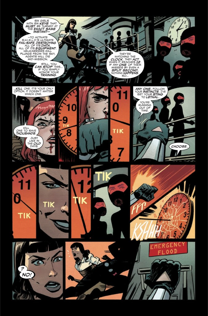 Marvel Preview: Black Widow #12