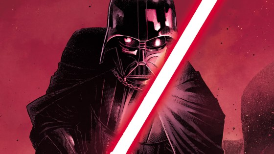 The most fearsome villain in the entire galaxy returns for an all-new series! Today, Marvel Entertainment and Lucasfilm Ltd. are pleased to announce a new beginning for one of the most popular Star Wars™ comic book series! This June, prepare for DARTH VADER #1 – the all-new ongoing series coming to a comic shop near you! Superstar writer Charles Soule (Poe Dameron, Astonishing X-Men) will team with chartbusting artist Giuseppe Camuncoli (Amazing Spider-Man) to chronicle the epic rise of one of the greatest villains in all of fiction!