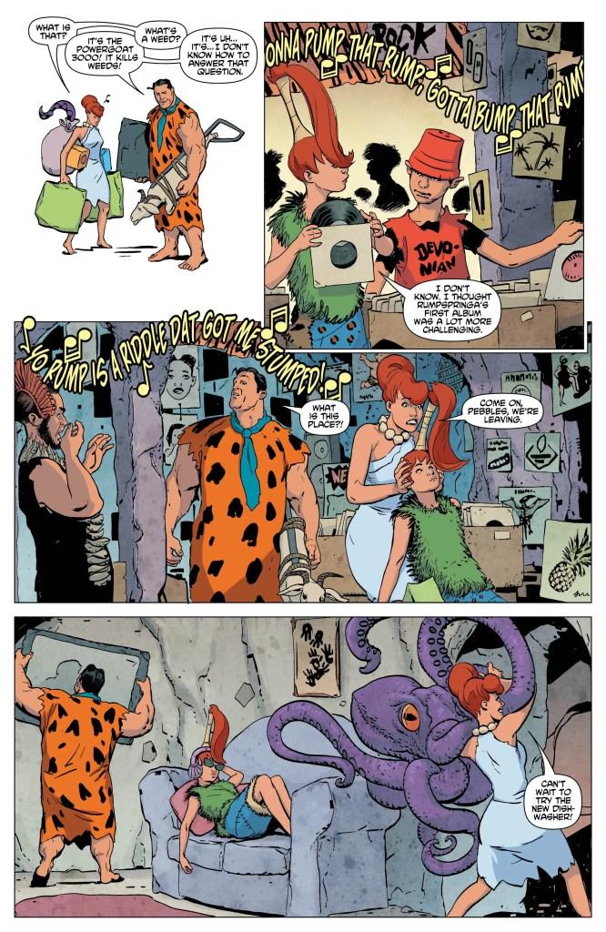 The Flintstones Vol. 1 Review