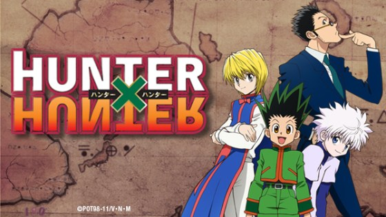 VIZ media has released the first two DVD sets of the 2011 reboot of anime Hunter X Hunter.
