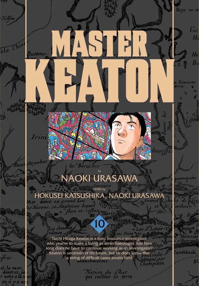 Master Keaton Vol. 10 Review