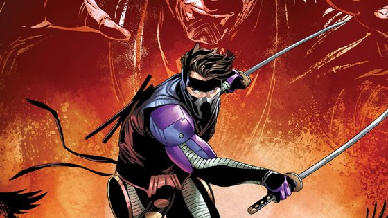 The penultimate issue to the latest story arc is here as Ninjak attempts to navigate amongst a team of villains who all want him dead. Sounds intriguing, but is it good?