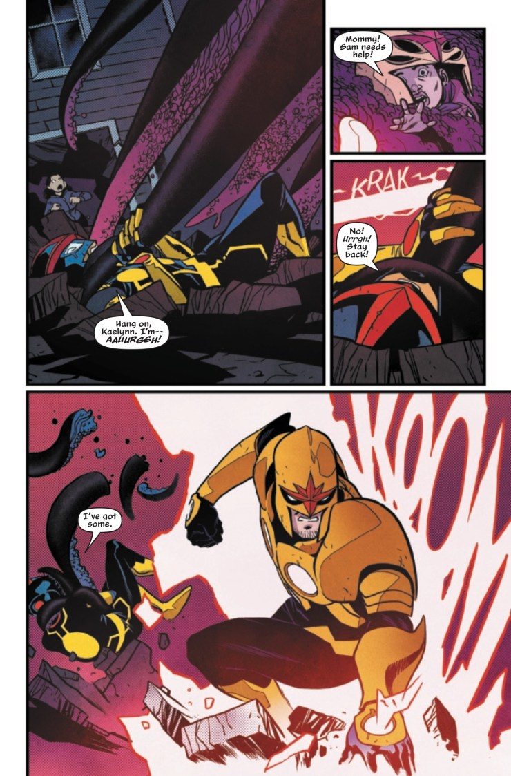 Marvel Preview: Nova #5