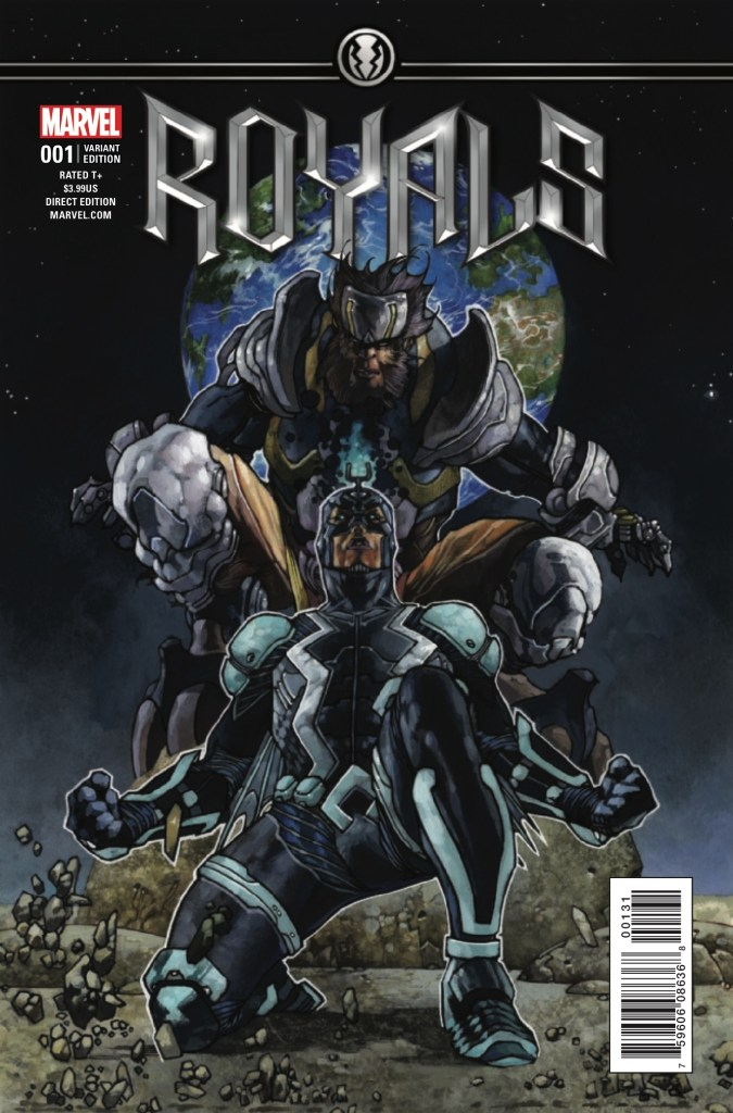 Marvel Preview: Royals #1