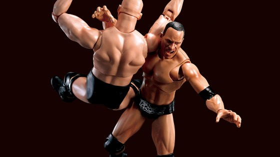 Bluefin, the leading North American distributor of toys, collectibles, and hobby merchandise from Japan, steps into the ring with new S.H. Figuarts WWE action figures from Tamashii Nations featuring iconic professional wrestlers The Rock, Stone Cold Steve Austin and Triple H.