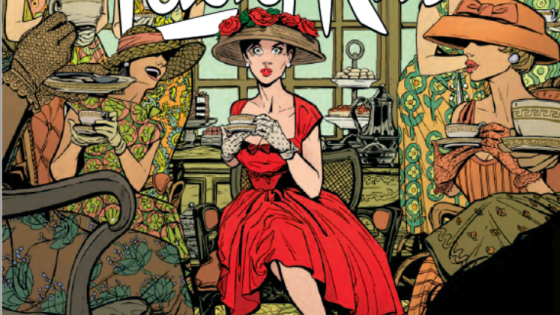 Lady Killer 2 #4 Review