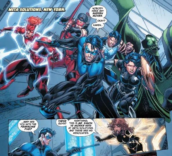 Titans #9 Review