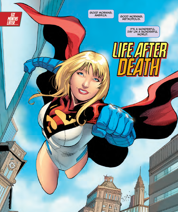 Earth 2: Society #22 Review