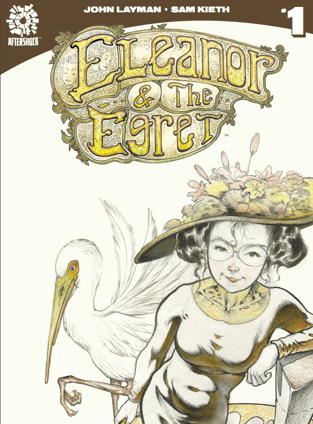 Eleanor & the Egret #1 Review