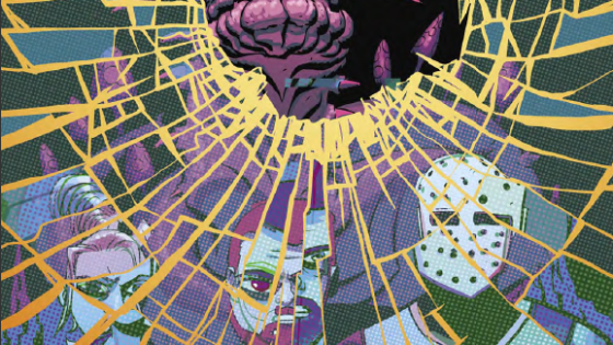 Cave Carson has been a trippy sort of comic one would expect to see if they were on an acid trip or if Michael Avon Oeming and Jon Rivera made a comic! We check out the last issue in the first story arc (we think) and answer the question: Is it good?