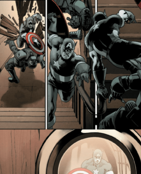 Captain America: Steve Rogers #14 Review