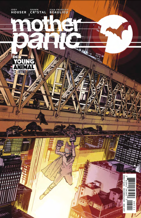 Mother Panic #5 Review