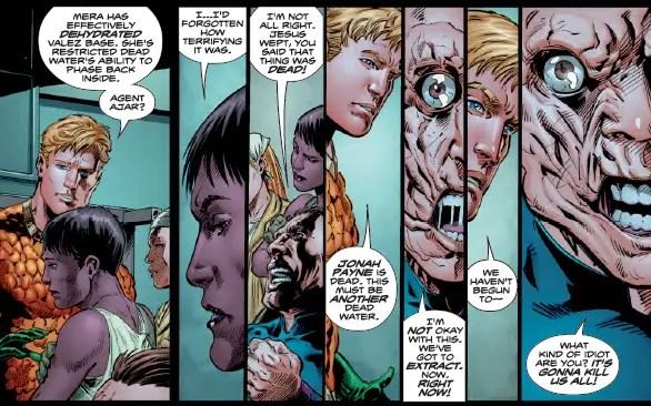 Aquaman #20 Review