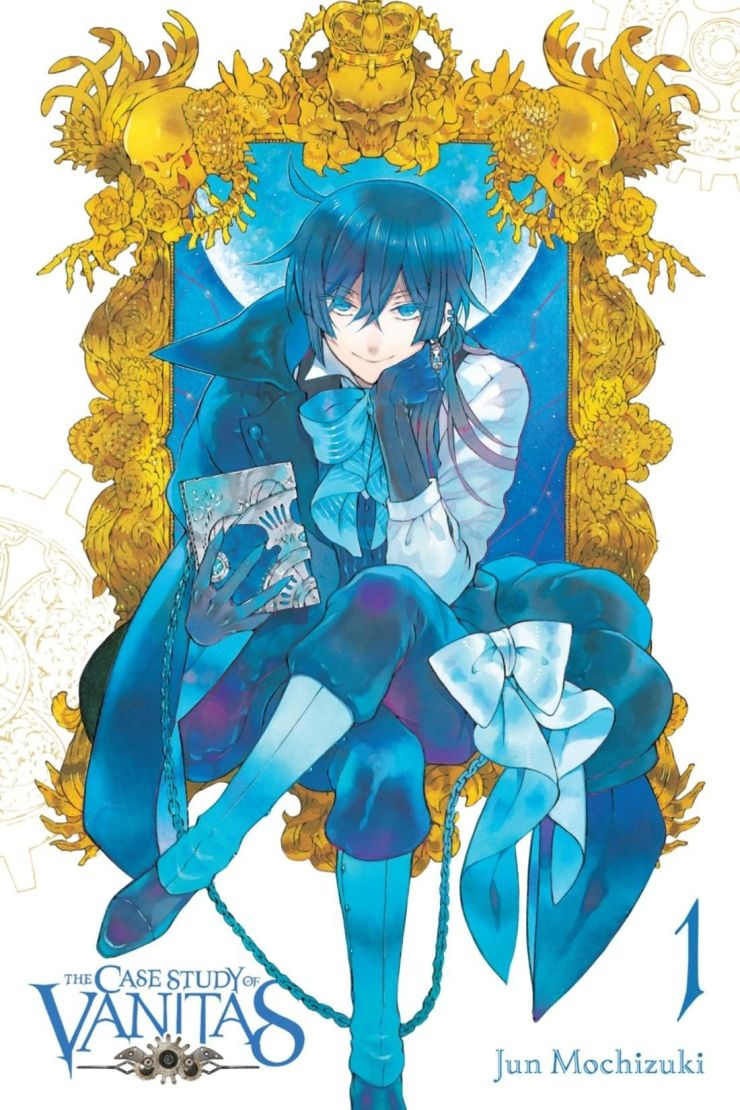 The Case Study of Vanitas Vol. 1 Review