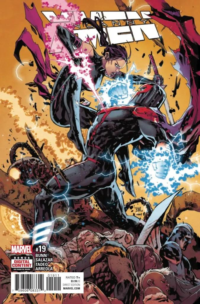 Uncanny X-Men #19 Review