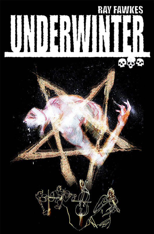 """Underwinter #1 introduces readers to a new monthly horror comic with part one of a story entitled """"Symphony."""" Is this series worthy of your attention?"""