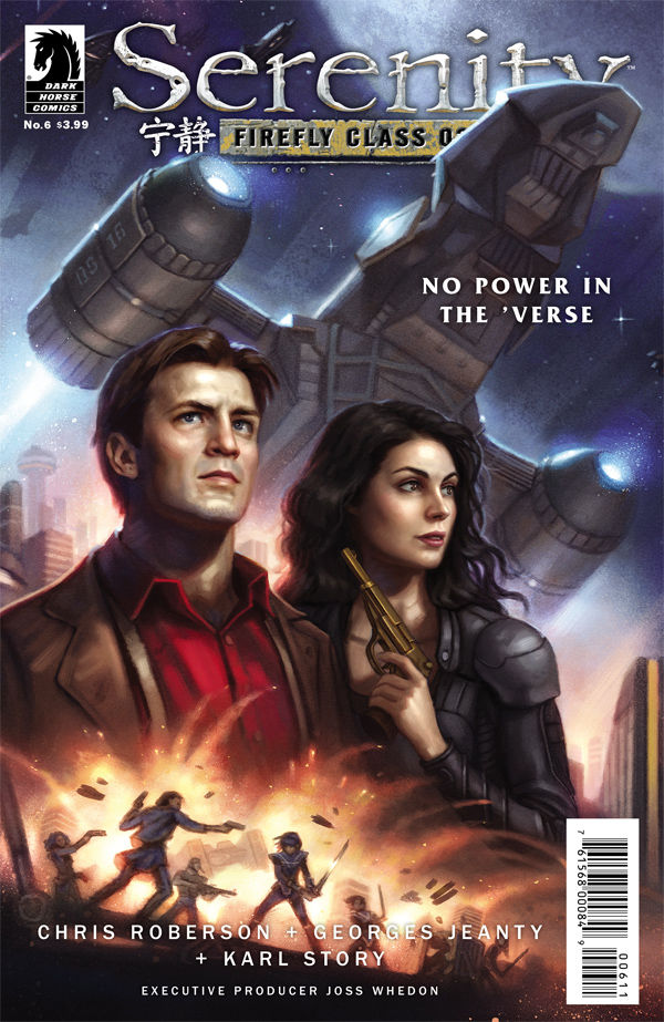 Serenity: No Power in the 'Verse #6 Review