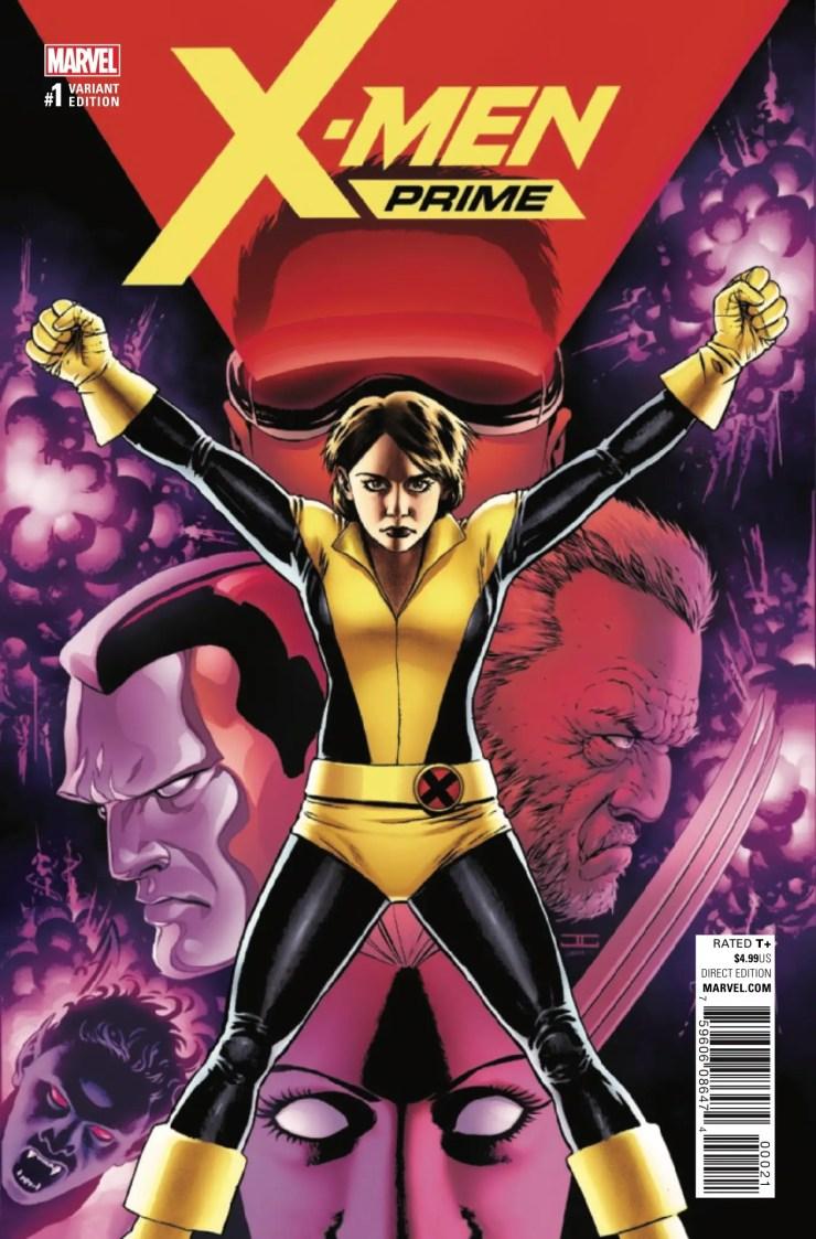 Marvel Preview: X-Men Prime #1