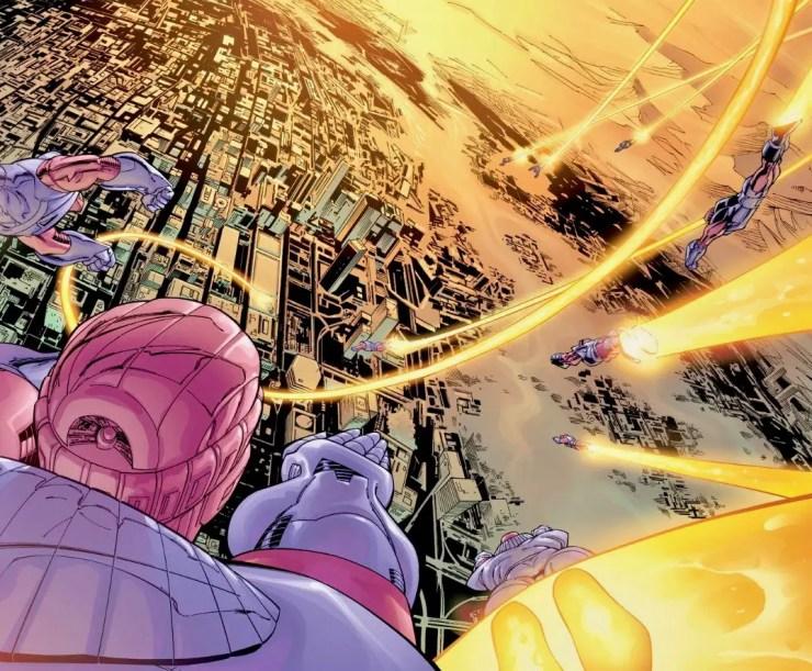 Rumor: Donald Trump To Make Marvel Comics Great Again