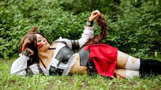 When you think about hotbeds of cosplay, you probably don't imagine Edmonton, Alberta, Canada. But that's exactly where the English-born Miss Chezza found a burgeoning scene when she picked up the hobby several years ago.