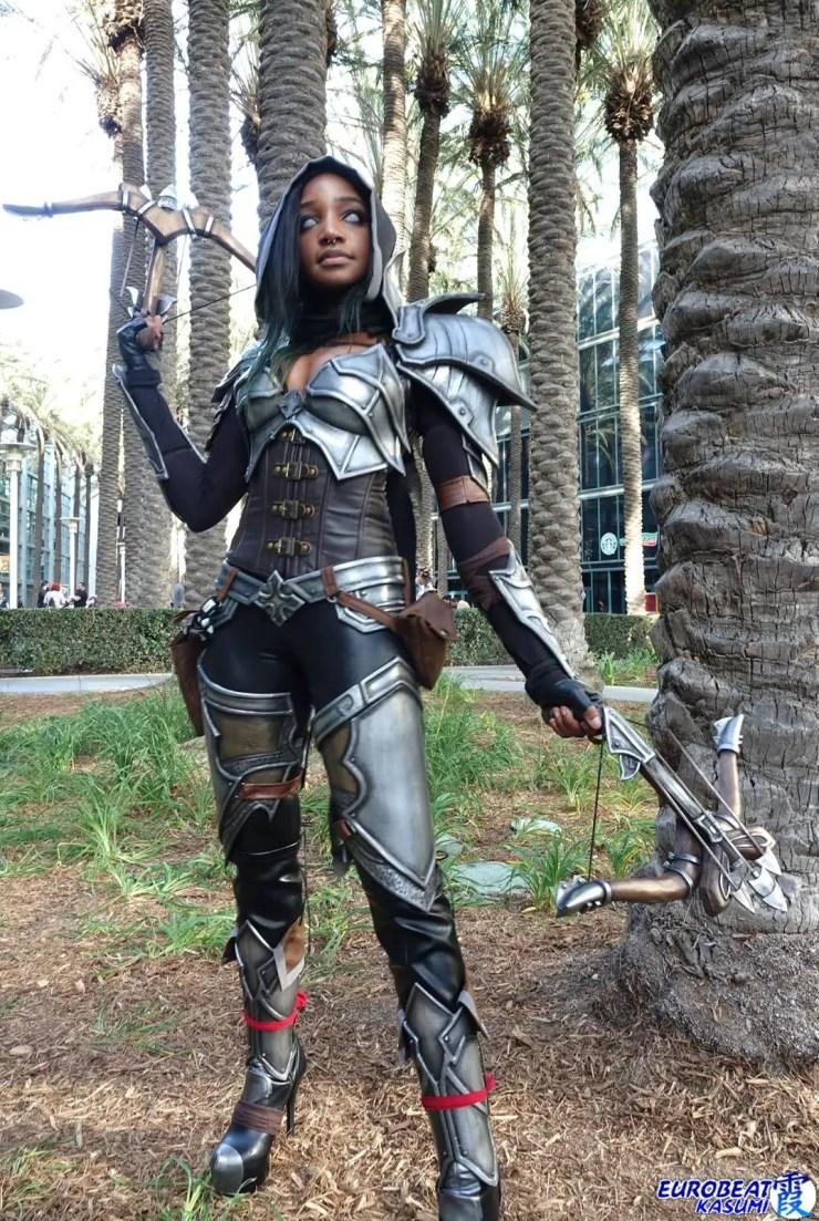 Diablo III: Demon Hunter Cosplay by Kay Bear